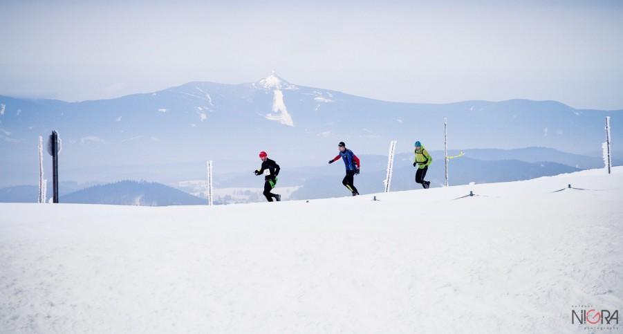 Zimowy Ultramaraton Karkonoski / fot. Nigra-photo