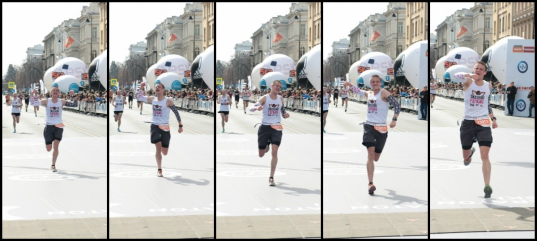 Finisz na pełnej petardzie! / Aleksandra Parkita, Fotolinks.pl