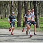 Złapany na ładnym kroku biegowym;) / fot. Sportografia.pl