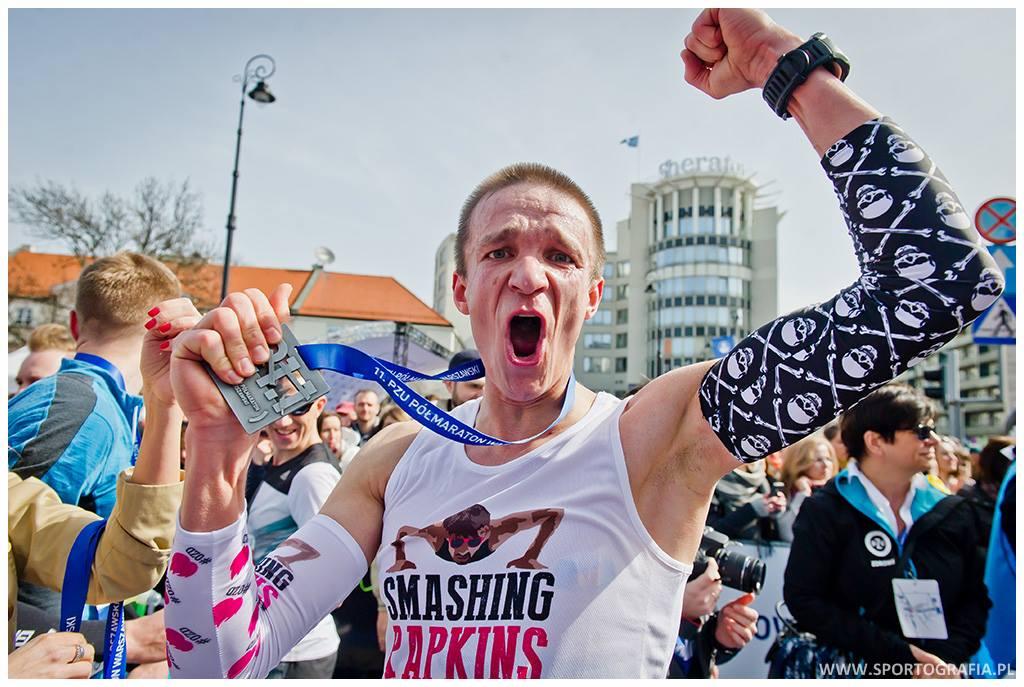 Na kolejne sukcesy biegowe przyjdzie mi teraz trochę zaczekać... / fot. Sportografia.pl