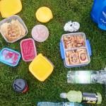 Piknik na stacji paliw:)
