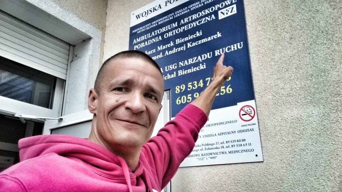 Polecam dr. Michała Bienieckiego!