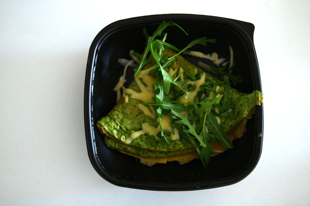 Przykładowy omlet