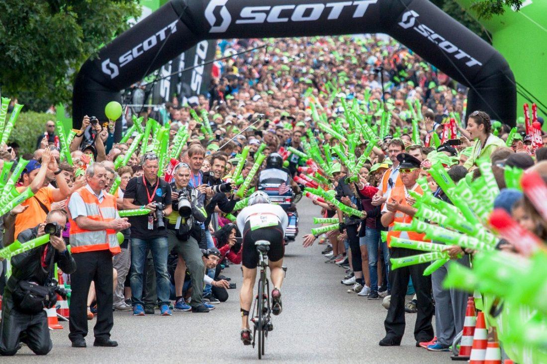 Solarer Berg / fot. Challenge-Roth.com