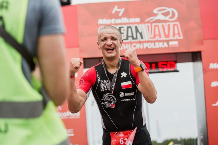 Meta:) / fot. Paweł Naskrent / maratomania.pl